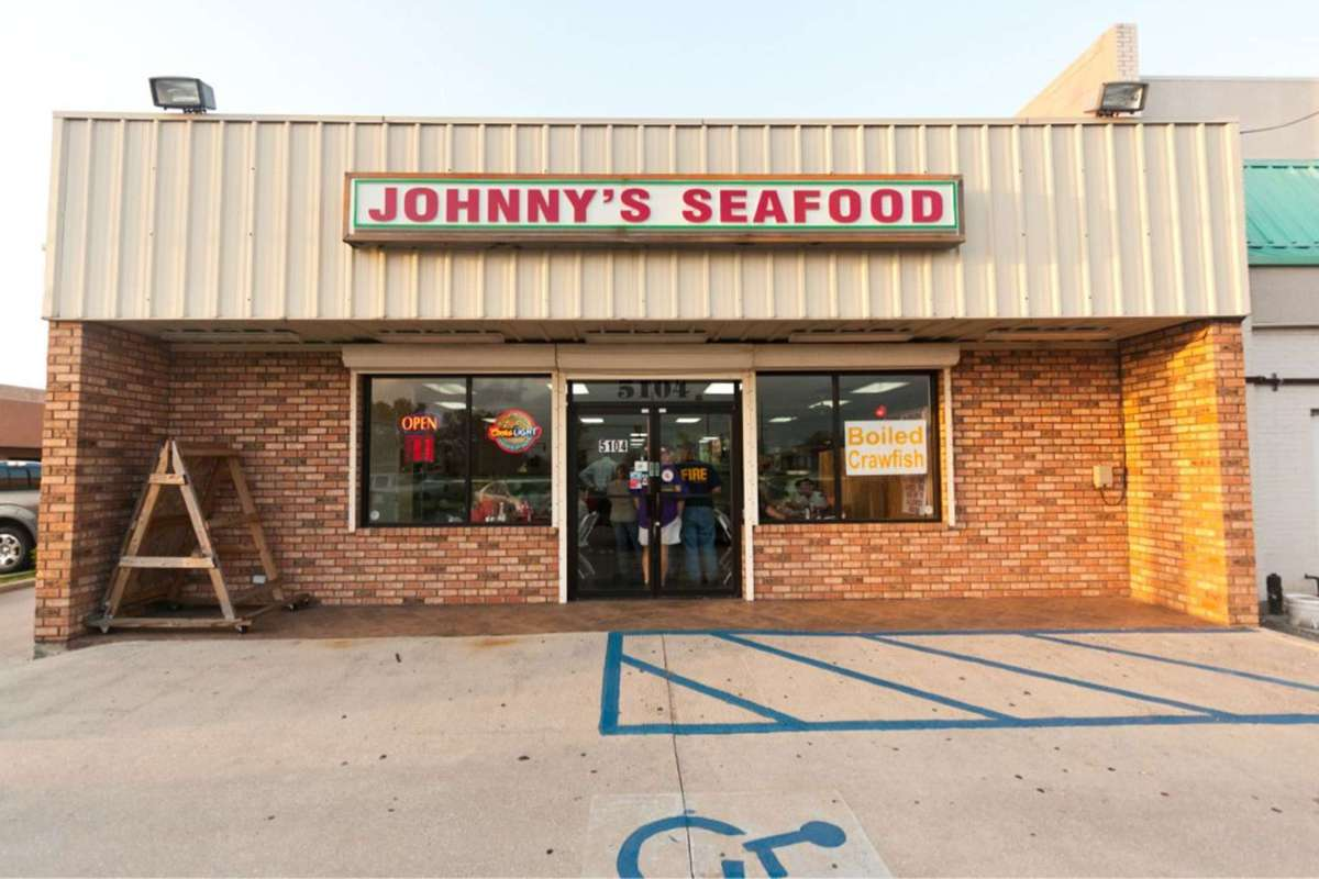 Johnny's Seafood Image